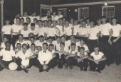 Marks Division Graduation Night 1966