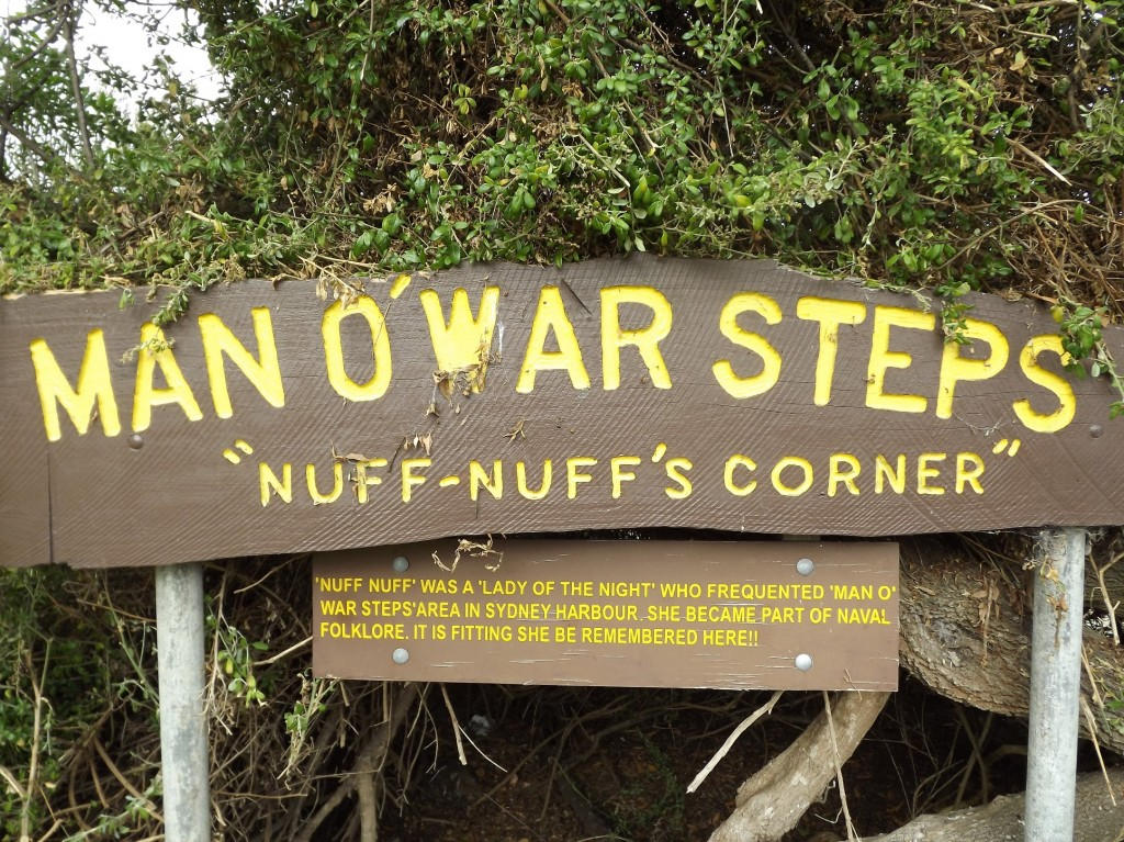 "For those who remember ""Nuff Nuff"". HMAS Shropshire Memorial Park Ulverston, Tas"