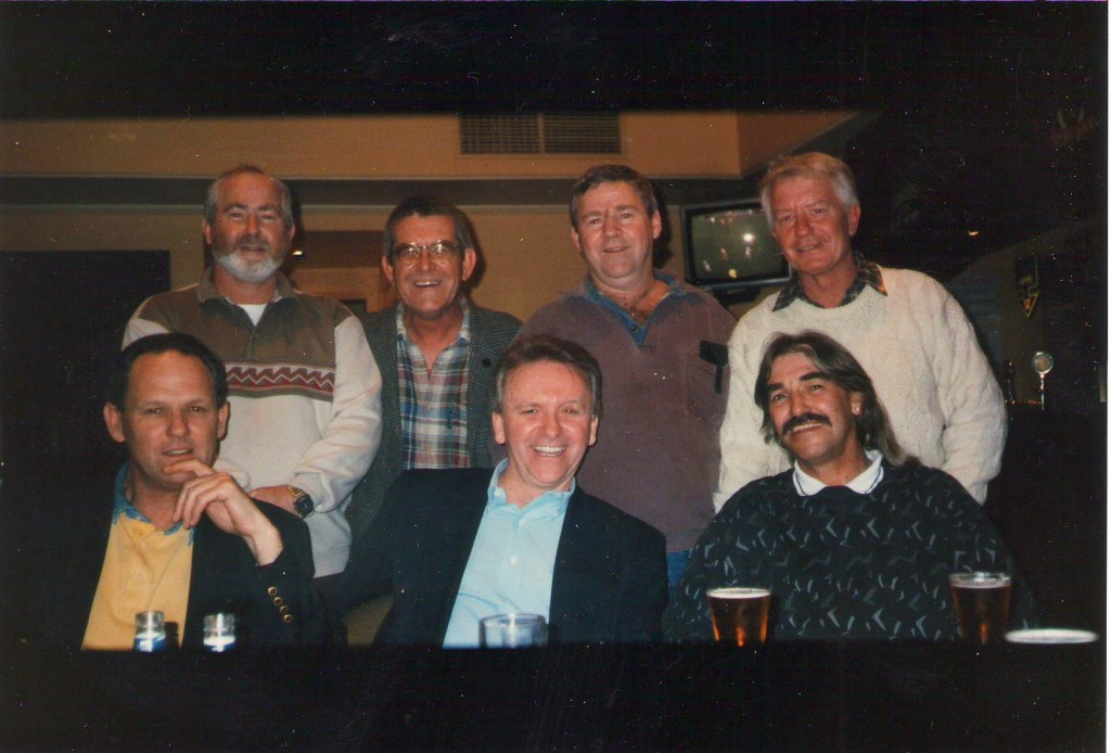 1996 HMAS Leeuwin SA 14th Intake 1st Group meeting
