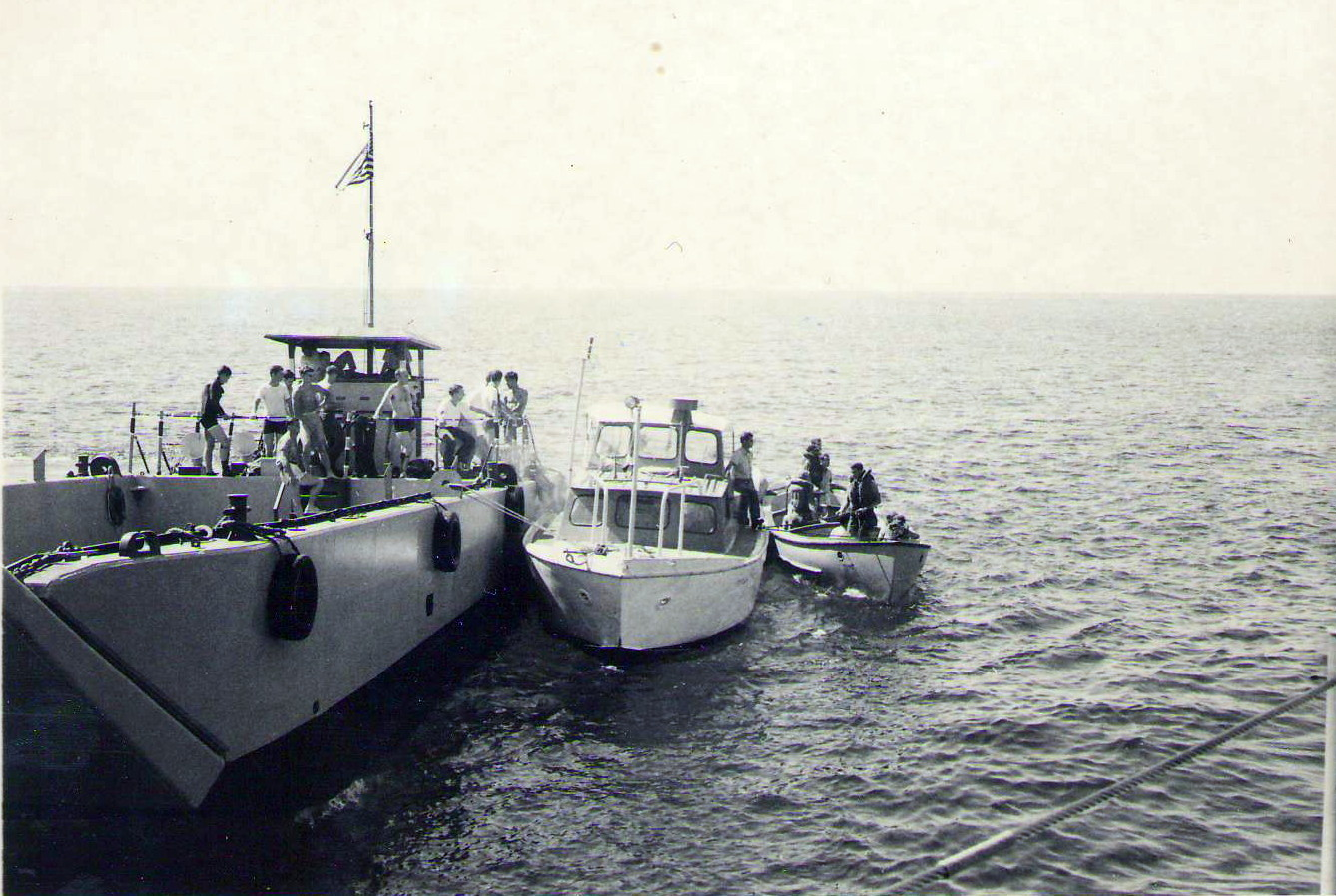 1969 Vietnam Harbour